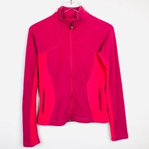 Lululemon Athletica⚡️hot pink define jacket